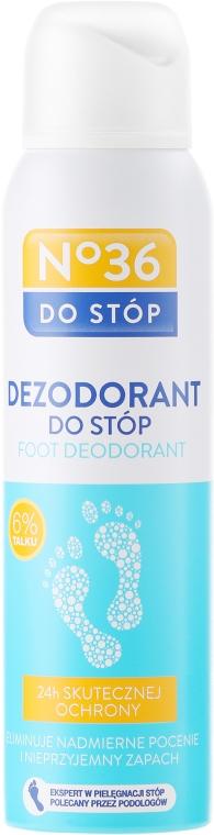 Fußspray mit Talkum - Pharma CF No.36 Dezodorant — Bild N1