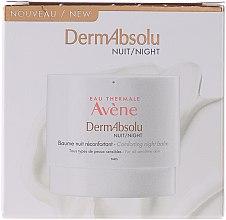 Düfte, Parfümerie und Kosmetik Wohltuender Nachtbalsam für das Gesicht - Avene Eau Thermale Derm Absolu Night Cream