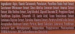 Peeling-Nachtcreme mit 5% AHA-Säuren - BingoSpa Exfoliating Cream On The Night 5% AHA — Bild N2