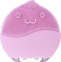 Düfte, Parfümerie und Kosmetik Gesichtsreinigungsbürste BR-030 rosa - Lewer Facial Cleansing Brush Pink