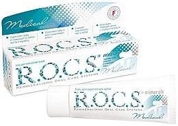 Düfte, Parfümerie und Kosmetik Zahnpasta-Gel - R.O.C.S. Medical Minerals