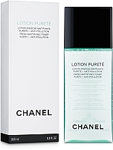 Mattierendes Gesichtstonikum - Chanel Precision Lotion Purete — Bild N1