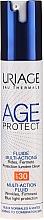 Düfte, Parfümerie und Kosmetik Gesichtsfluid für normale bis Mischhaut SPF 30 - Uriage Age Protect Multi-Action Fluid SPF30