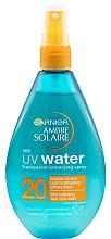 Düfte, Parfümerie und Kosmetik Sonnenschutzspray SPF 20 - Garnier Ambre Solaire SPF20