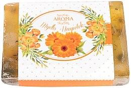 Düfte, Parfümerie und Kosmetik Seife mit Ringelblumenextrakt - Delicate Organic Aroma Soap