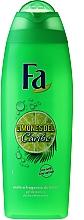 Düfte, Parfümerie und Kosmetik Duschgel mit Zitrone und Minze - Fa Caribbean Lemon Shower Gel