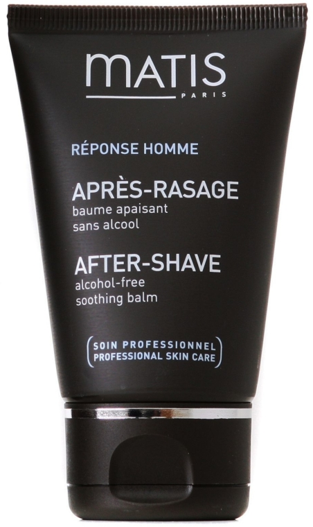 Beruhigender After Shave Balsam ohne Alkohol - Matis Reponse Homme Alcohol-Free Soothing Balm — Bild N1