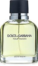 Düfte, Parfümerie und Kosmetik Dolce & Gabbana Pour Homme - Eau de Toilette