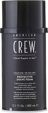Rasierschaum - American Crew Shaving Skincare Protective Shave Foam — Bild N2