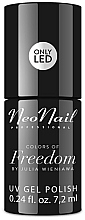Düfte, Parfümerie und Kosmetik Gel-Nagellack - NeoNail Professional Colors Of Freedom By Julia Wieniawa