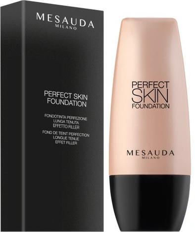 Langanhaltende Foundation - Mesauda Milano Perfect Skin Foundation — Bild N1