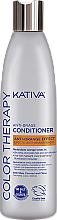 Düfte, Parfümerie und Kosmetik Anti-Orangestich-Haarspülung - Kativa Color Therapy Anti-Orange Effect Conditioner