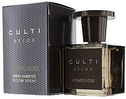 Düfte, Parfümerie und Kosmetik Raumspray Pompelrose - Culti Decor Line Pompelrose Room Spray