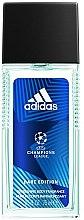 Düfte, Parfümerie und Kosmetik Adidas UEFA Champions League Dare Edition - Körperspray