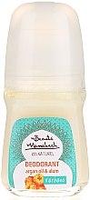 Düfte, Parfümerie und Kosmetik Natürliches Deo Roll-on mit Arganöl - Beaute Marrakech Natural Deodorant Roll-on