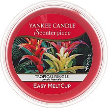 Tart-Duftwachs Tropical Jungle - Yankee Candle Tropical Jungle Melt Cup — Bild N1