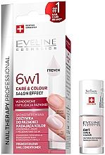 Düfte, Parfümerie und Kosmetik 6in1 Stärkender Nagelkur - Eveline Cosmetics Nail Therapy Professional