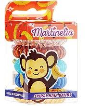 Düfte, Parfümerie und Kosmetik Haargummis Affe 5 St. - Martinelia