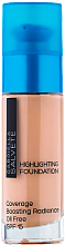 Düfte, Parfümerie und Kosmetik Highlighting-Foundation SPF 15 - Gabriella Salvete Highlighting Foundation SPF15