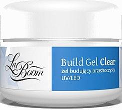 Düfte, Parfümerie und Kosmetik Aufbau Nagellack - La Boom Build Gel Clear