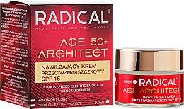 Düfte, Parfümerie und Kosmetik Antifalten Tagescreme für Gesicht SPF 15 - Farmona Radical Age Architect 50+