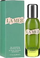 Düfte, Parfümerie und Kosmetik Feuchtigkeitsspendendes und revitalisierendes Gesichtsserum - La Mer The Revitalizing Hydrating Serum