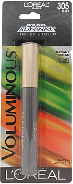 Wimperntusche - L'Oreal Paris Voluminous Project Runway Mascara — Bild N1