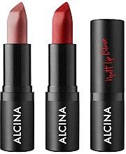 Düfte, Parfümerie und Kosmetik Matter Lippenstift - Alcina Matt Lip Colour