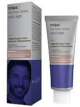 Düfte, Parfümerie und Kosmetik Regenerierende Anti-Falten Gesichtscreme für Männer - Tolpa Dermo Men Regenerating Anti-Wrinkle Cream
