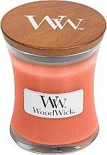 Düfte, Parfümerie und Kosmetik Duftkerze im Glas Tamarind & Stonefruit - WoodWick Tamarind & Stonefruit Candle