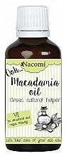 Düfte, Parfümerie und Kosmetik Macadamiaöl - Nacomi Macadamia Oil