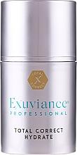 Düfte, Parfümerie und Kosmetik Professionelle Gesichtscreme mit Vitamin C - Exuviance Professional Total Correct Hydrate