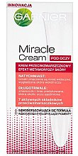 Düfte, Parfümerie und Kosmetik Augenkonturcreme - Garnier Skin Naturals Miracle Cream