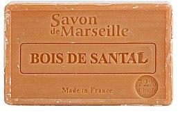 Düfte, Parfümerie und Kosmetik Naturseife Sandal Wood - Le Chatelard 1802 Savon de Marseille Sandal Wood Natural Soap