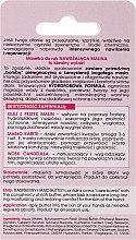 Feuchtigkeitsspendende Handbutter mit Himbeerextrakt - Bielenda Hand Butter Moisturizing Raspberry — Bild N3