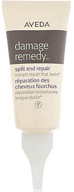 Haarserum gegen splissiges Haar ohne Ausspülen mit Nangai-Öl - Aveda Damage Remedy Split End Repair — Bild N1