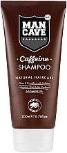 Düfte, Parfümerie und Kosmetik Stärkendes Shampoo mit Koffein für Männer - Man Cave Caffeine Shampoo