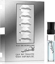 Düfte, Parfümerie und Kosmetik Salvador Dali Eau de RubyLips - Eau de Toilette (Probe)
