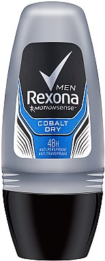 "Deo Roll-on Antitranspirant ""Cobalt"" - Rexona Deodorant Roll — Bild N1"