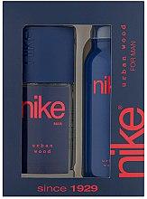 Düfte, Parfümerie und Kosmetik Nike Men Urban Wood - Duftset (Körperspray 200ml + Deospray 75ml)