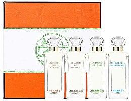 Düfte, Parfümerie und Kosmetik Hermes Miniature Set Garden - Duftset (Eau de Toilette 7.5ml + Eau de Toilette 7.5ml + Eau de Toilette 7.5ml +Eau de Toilette 7.5ml)