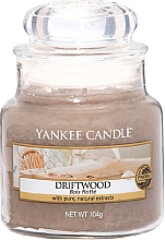Düfte, Parfümerie und Kosmetik Duftkerze im Glas Driftwood - Yankee Candle Driftwood Jar