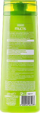 Shampoo - Garnier Fructis Shampoo — Bild N2