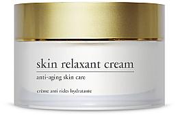 Düfte, Parfümerie und Kosmetik Feuchtigkeitsspendende Anti-Aging Gesichtscreme - Yellow Rose Skin Relaxant Cream