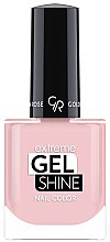Düfte, Parfümerie und Kosmetik Nagellack - Golden Rose Extreme Gel Shine Nail Color