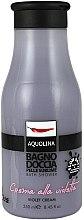 Düfte, Parfümerie und Kosmetik Badeschaum - Aquolina Le Gourmand Florals Bath Foam Violet cream