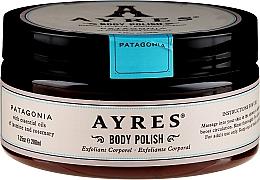 Düfte, Parfümerie und Kosmetik Körperpeeling mit Jasmin und Rosmarin - Ayres Patagonia Body Polish