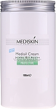Körpercreme mit Jojobaöl, Aloe Vera und Vitamin E, B5 - Mediskin Medisil Jojoba Oil Active Cream — Bild N3