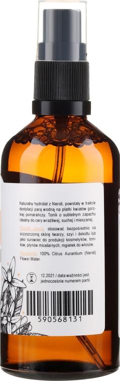 Gesichtshydrolat aus Neroli-Bluten - E-Fiore Hydrolat — Bild N2