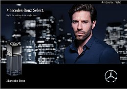 Mercedes-Benz Select Night - Eau de Parfum — Bild N6